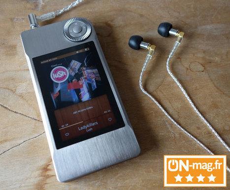 Test Shanling M5 : un baladeur Hi-Res aux sonorités particulièrement raffinées | ON-TopAudio | Scoop.it