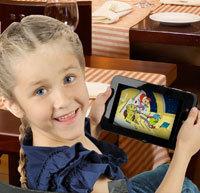 Skywriter inks deal with new kids restaurant tablet | Industry shift: Cross-sector ventures & alliances | Scoop.it