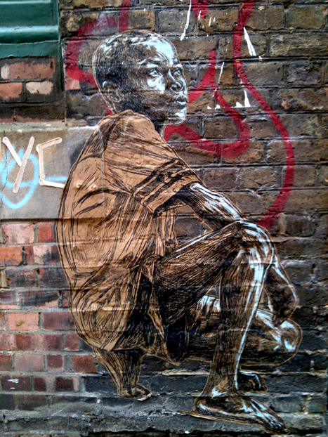 """My Thoughts on Swoon's """"Submerged Motherlands"""" At The Brooklyn Museum 