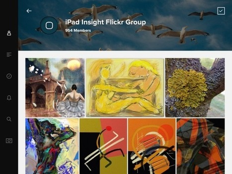 iPad App of the Week: Flickr | iPad Insight | Info for iPads | Scoop.it