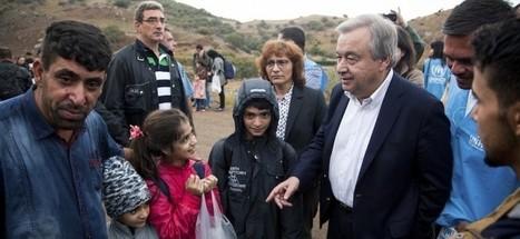 Volajú ho pápež František na čele OSN. Kto je António Guterres | Správy Výveska | Scoop.it