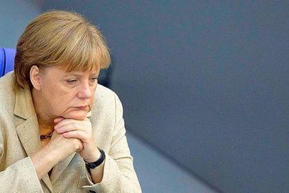 Angela Merkel tente de calmer le jeu avec François Hollande   ECONOMIE ET POLITIQUE   Scoop.it