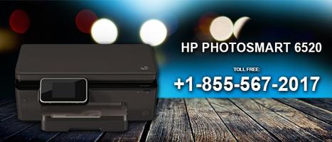 install hp photosmart 6520
