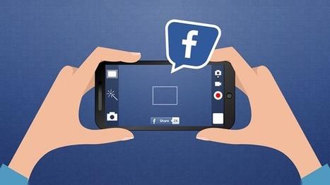 L'explosion des lives Facebook avec l'API Live - TUALAWEB | Formation multimedia | Scoop.it