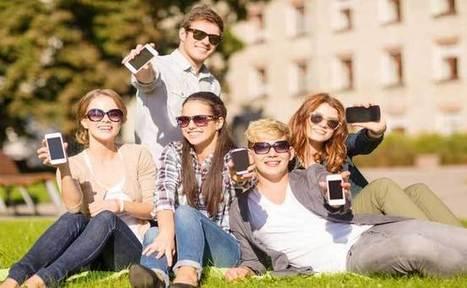 Les nouveaux réseaux sociaux plébiscités par les adolescents | Social Media Curation par Mon Habitat Web | Scoop.it