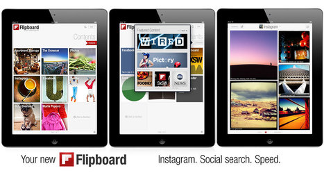 How to use Flipboard: Instagram. Social Search. Speed. | Flipboard | Scoop.it