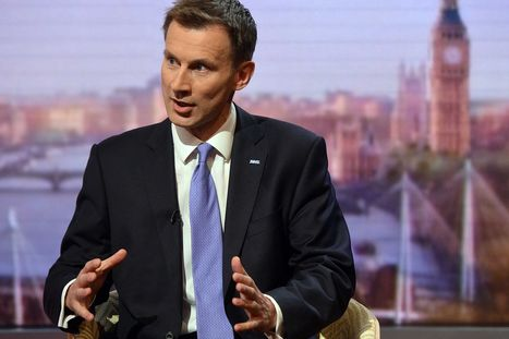Millionaire MP Jeremy Hunt claims 5p for a paperclip as he prepares to land £21m business deal | Welfare, Disability, Politics and People's Right's | Scoop.it