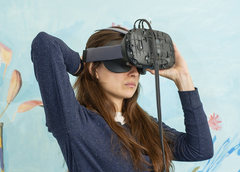 Virtual Reality Is the Most Powerful Artistic Medium of Our Time   The Spirit of the Times   Scoop.it