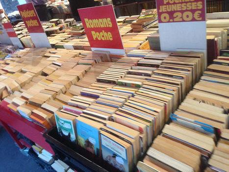Booxup crée la marketplace de livres d'occasion qui rémunère les auteurs | L'édition numérique pour les pros | Scoop.it