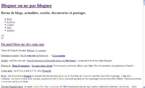 Rien ne va plus   The Blog's Revue by OlivierSC   Scoop.it