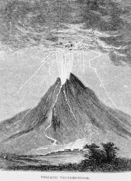 Examining Volcanic Lightning During Explosive Eruptions | Lightning | Scoop.it