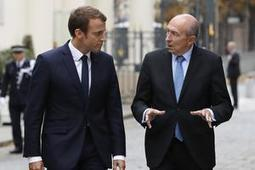 Macron aux expatriés : «Revenez! La terre de conquête, c'est la France»