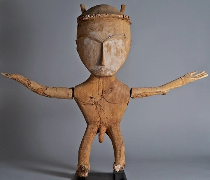 'East of the Wallace Line: Monumental Art from Indonesia and New Guinea' at Yale University Art Gallery   The Archaeology News Network   Kiosque du monde : Océanie   Scoop.it