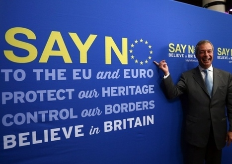 Nigel Farage accused of hijacking Scots elections | My Scotland | Scoop.it