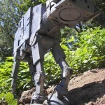 AT-AT Made From Recycled Computer Parts   All Geeks   Scoop.it