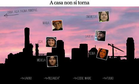 A casa non si torna - Il Fatto Quotidiano   Interactive & Immersive Journalism   Scoop.it