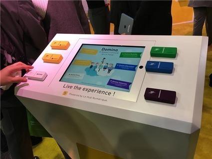 [CES] Domino le bouton connecté de La Poste entre expérimentations et déclinaisons | Les Postes et la technologie | Scoop.it