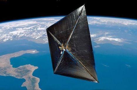 Le vele solari e alti motori delle future missioni spaziali | astronotizie | Scoop.it