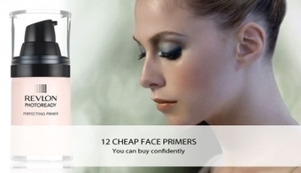 7 cheap face primers you can instantly buy | Why fashion is necessary | Scoop.it
