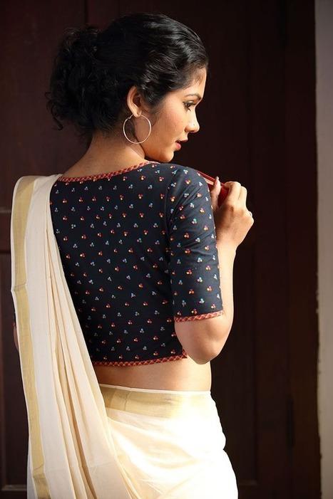Latest Cotton Blouse Designs For Summers | Beau