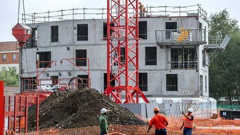 La construction de logements neufsau plus bas depuis les années 1940 en France | Construction l'Information | Scoop.it