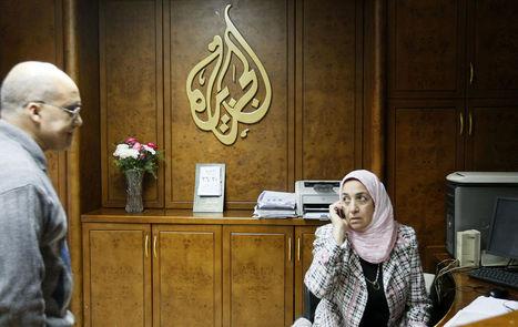«Al-Jazira n'a pas changé mais le monde arabe a changé»   Revue des médias   Scoop.it