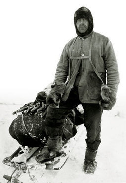 Scott's biographer: British polar hero was incompetent - opinion - 04 October 2011 - New Scientist | Antarctica | Scoop.it