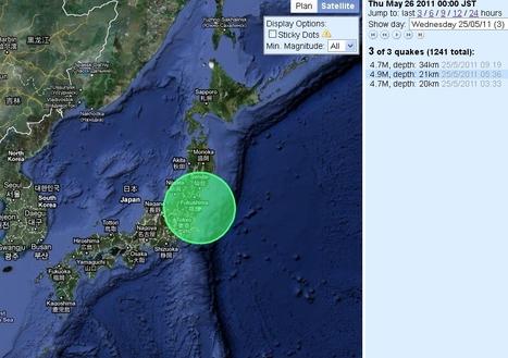 [Eng] séisme M5.1 Fukushima Pref, aucune alerte au tsunami émis | The Mainichi Daily News | Japon : séisme, tsunami & conséquences | Scoop.it