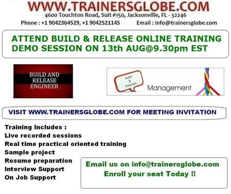 trainersglobe online training job support interview proxy