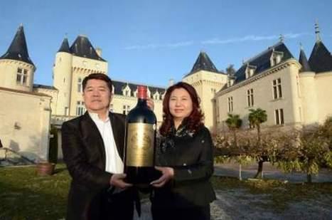 Des Chinois amoureux du bordelais | Oenotourisme dans le Bordelais | Scoop.it