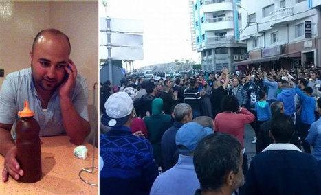 Maroc: Colère populaire après la mort tragique d'un poissonnier à Al-Hoceima - Kapitalis | Actualités Afrique | Scoop.it