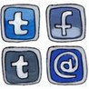 Linking Social Media to Social Change