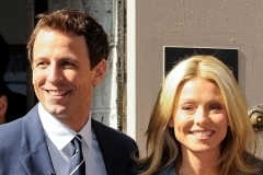 """Just a Tease?: Seth Meyers Won't Join 'Live with Kelly' """"Right Now"""" 