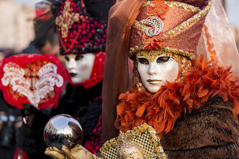 Venice Carnival Begins Saturday | What about? What's up? Qué pasa? | Scoop.it