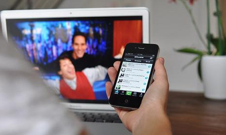 Twitter va-t-il sauver la télévision ? bonne question !   Air du temps   Scoop.it