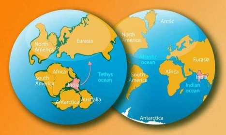 Researchers explain mystery of India's rapid move toward Eurasia 80 million years ago   Geology   Scoop.it