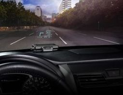 Garmin introduces its first Portable Head-up Display | GIS Móvel | Scoop.it