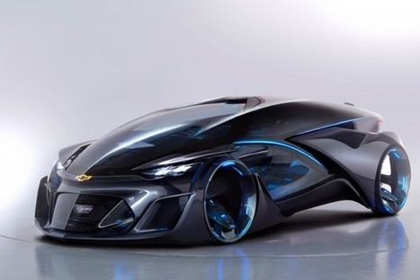 This Chevrolet FNR concept car is science fiction made real   ExtremeTech   21st Century Innovative Technologies and Developments as also discoveries, curiosity ( insolite)...   Scoop.it