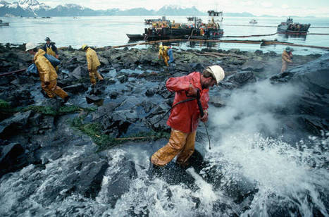 Lessons From the Exxon Valdez Oil Spill | Sustainability Science | Scoop.it