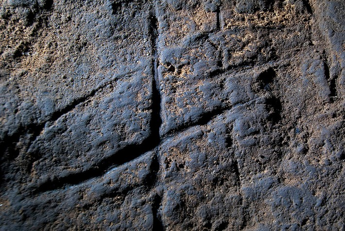 Cave carving in Gibraltar may be first known example of Neanderthal rock art | Art Daily | Kiosque du monde : A la une | Scoop.it