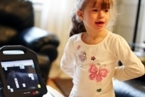 A Little Girl Finds Her Voice Thanks to Threatened New iPad App | Techland | TIME.com | Passe-partout | Scoop.it