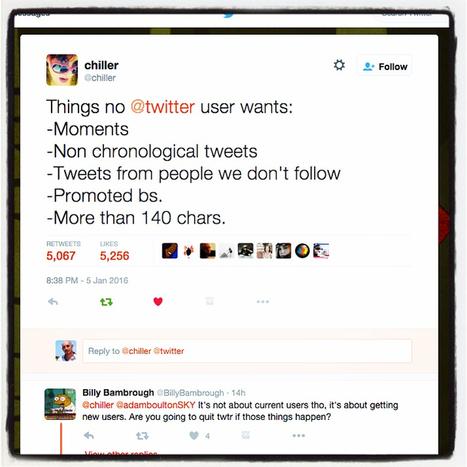 Il (possibile) suicidio di Twitter | Twitter addicted | Scoop.it