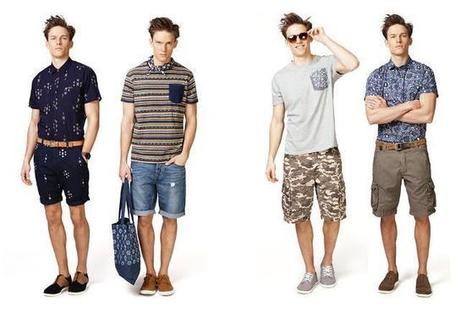 Springfield Men's Lookbook Summer 2013: Welcome to the Hot Season ~ Men Chic- Men's Fashion and Lifestyle Online Magazine | Men's Fashion Trends | Scoop.it