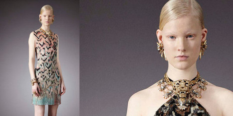 Roberto Cavalli's innate passion for nature   fashion and runway - sfilate e moda   Scoop.it