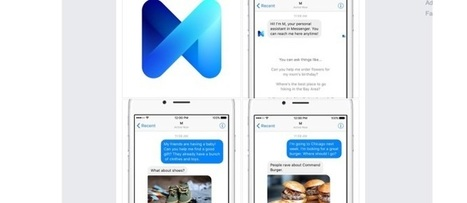 A glimpse at what Facebook Messenger and M might do for travel | Food News | Scoop.it