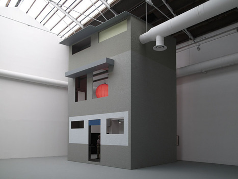 Nagelhaus, Venice Biennale (Venice, Italy) « Caruso St John Architects | exhibiting | Scoop.it