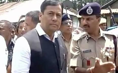 Sarbananda Sonowal visits Kokrajhar attack site today   Entertainment News   Scoop.it