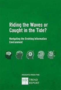 Riding the Waves or Caught in the Tide? Insights from the IFLA Trend Report   School Library Advocacy   Scoop.it