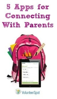 5 Apps That Engage Parents in the Classroom | Personal Learning Devices in School | Scoop.it