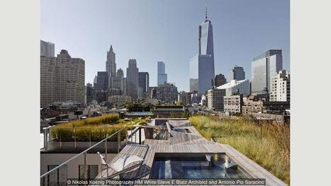 Ten of the world's most incredible rooftops | The Property Voice | Scoop.it